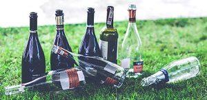 Altglas Weinflasche Abfallguru Mülltrennung