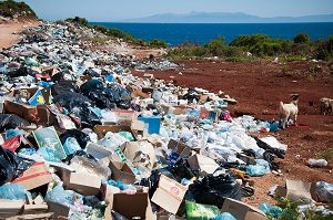 Müllberge Abfallguru Mülltrennung