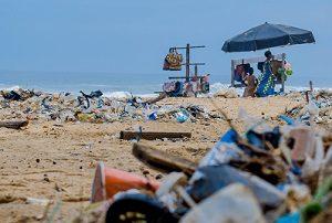 Mülltrennung Abfallguru Plastikverschmutzung Strand