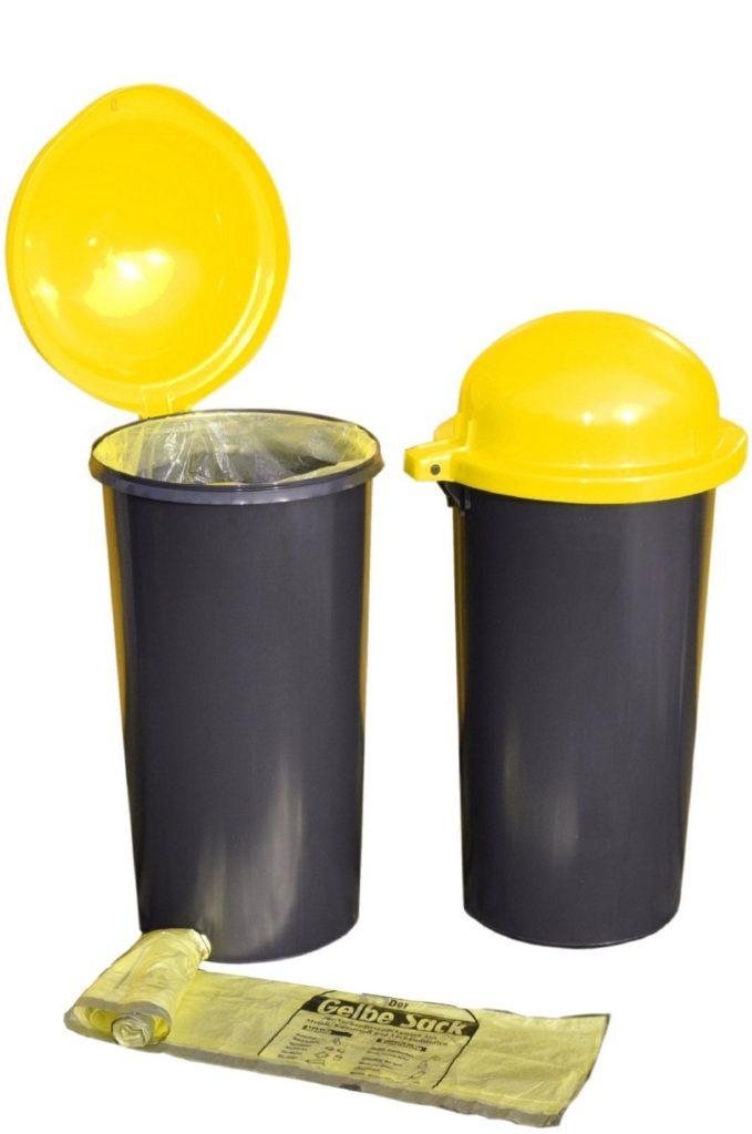 KUEFA Mülleimer / Müllsackständer | Mülltrennung mit Abfallguru