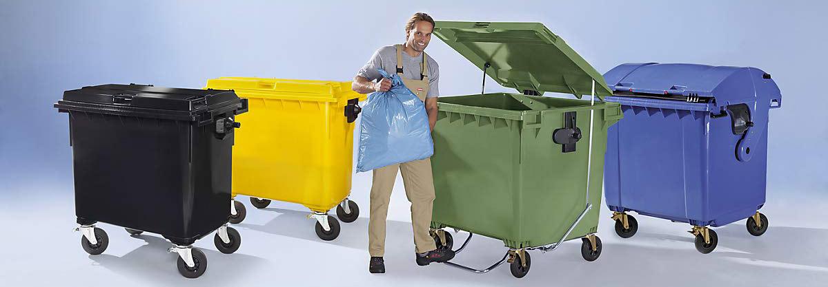 Müllcontainer kaufen