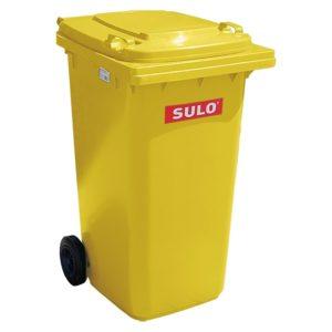 mülltonne kaufen 240 l gelb