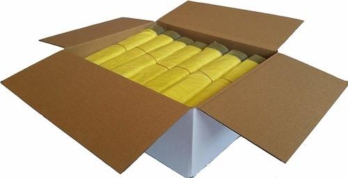 Karton mit 20 Rollen bzw. 260 Säcken | Mülltrennung mit Abfallguru