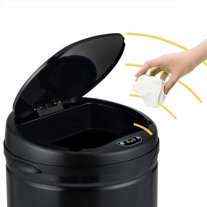 Schon mal von einem Mülleimer mit Sensor gehört?