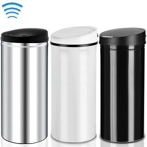 Mülleimer mit Sensor Material