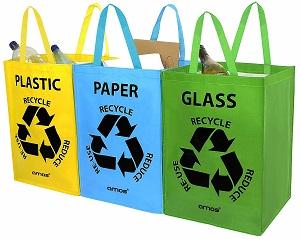 Freistehendes Mülltrennungssystem - abfallguru.de
