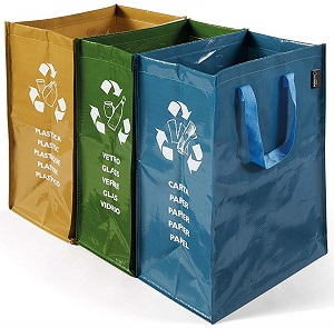 Großer Mülltrenner für kleines Geld - abfallguru.de