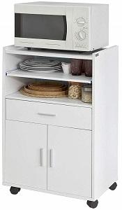 Küchenwagen FSB09-W von SoBuy® | Mülltrennung mit Abfallguru