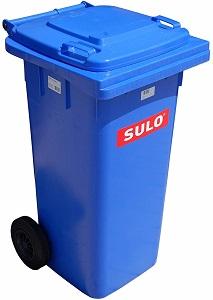 SULO MGB 120 - Für den kleinen Bedarf | Mülltrennung mit Abfallguru