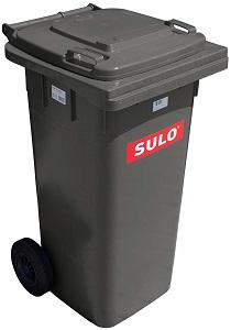 Abschließbare Mülltonne für Familien | Mülltrennung mit Abfallguru