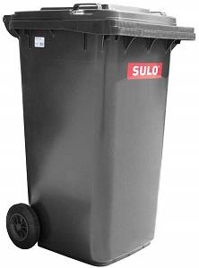 Mülltonne für große Abfallmengen - abfallguru.de