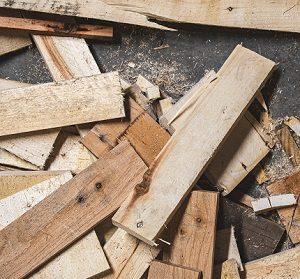 Unbelastetes Holz entsorgen Abfallguru Mülltrennung